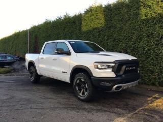 New 2019 RAM 1500 Rebel 4x4 Crew Cab 144.5 in. WB for sale in Surrey, BC
