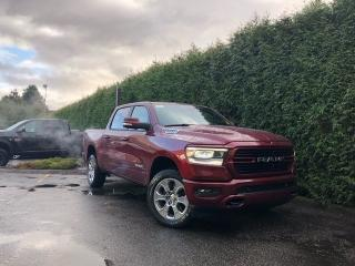 New 2019 RAM 1500 Big Horn 4x4 Crew Cab 144.5 in. WB for sale in Surrey, BC