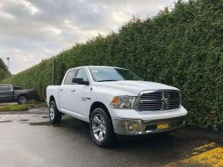 New 2018 RAM 1500 SLT for sale in Surrey, BC