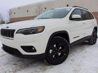 New 2019 Jeep Cherokee Altitude for sale in Edmonton, AB