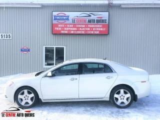 Used 2010 Chevrolet Malibu Berline 4 portes LTZ for sale in Québec, QC
