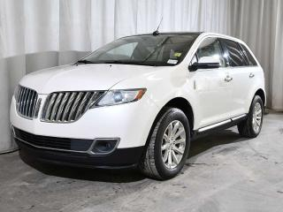Used 2015 Lincoln MKX for sale in Red Deer, AB