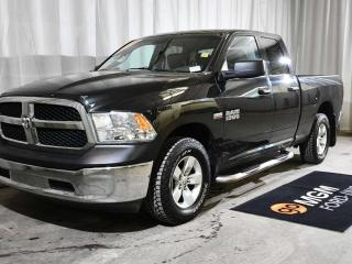 Used 2015 RAM 1500 ST QUAD CAB | UCONNECT for sale in Red Deer, AB