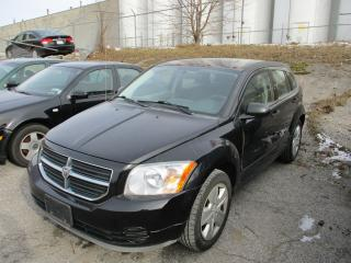 Used 2007 Dodge Caliber SXT ~ DRIVES GOOD ~ AS-IS ~ for sale in Toronto, ON