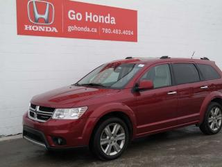Used 2011 Dodge Journey RT, R/T, AWD, LEATHER, 7 PASSENGER for sale in Edmonton, AB