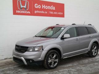 Used 2017 Dodge Journey CROSSROAD, LOADED! for sale in Edmonton, AB
