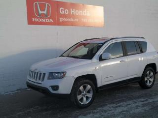 Used 2014 Jeep Compass LIMITED, 4WD for sale in Edmonton, AB