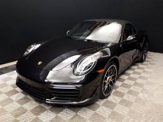 New 2019 Porsche 911 Turbo S for sale in Edmonton, AB