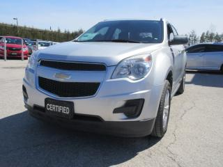 Used 2012 Chevrolet Equinox FWD 4dr LS 2.4 L / LS / ONE OWNER / ACCIDENT FREE for sale in Newmarket, ON
