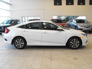 New 2019 Honda Civic Sedan EX Sunroof Remote Start Heated Seats for sale in Red Deer, AB