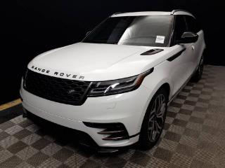 New 2019 Land Rover RANGE ROVER VELAR R-DYNAMIC HSE SUPERCHARGED for sale in Edmonton, AB