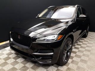 New 2019 Jaguar F-PACE Portfolio for sale in Edmonton, AB