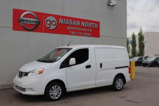 New 2019 Nissan NV200 Compact Cargo SV/BACKUP CAM/PARKING SENSORS/VINYL FLOORING for sale in Edmonton, AB