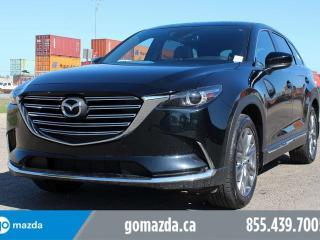 New 2019 Mazda CX-9 GT for sale in Edmonton, AB