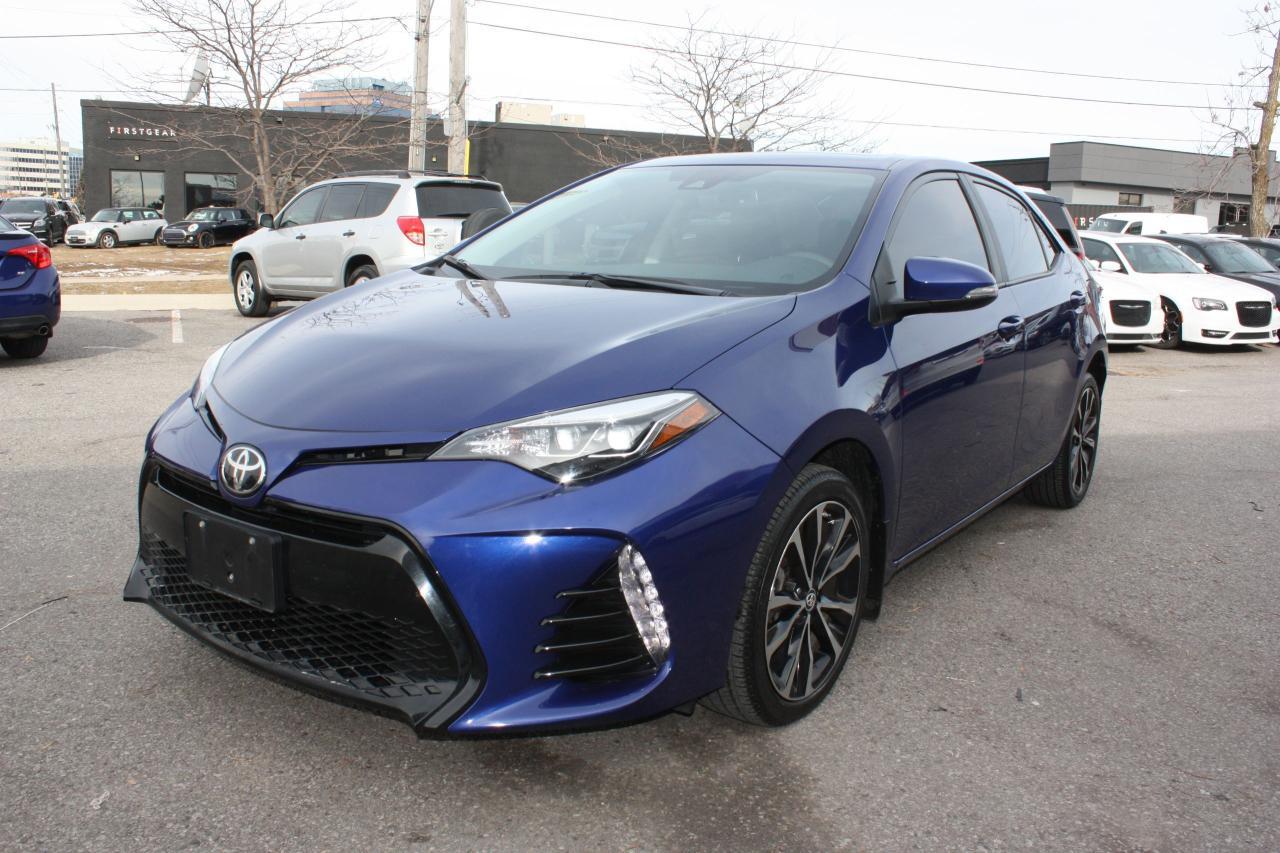 2017 Toyota Corolla XSE LEATHER|SUNROOF|NAVI