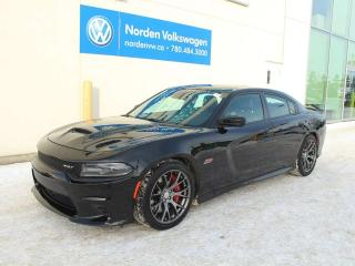 Used 2016 Dodge Charger SRT 392 - 485 HP! for sale in Edmonton, AB