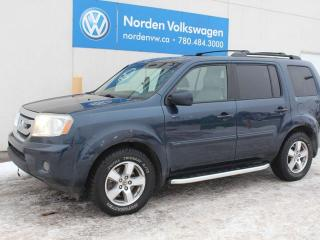 Used 2009 Honda Pilot EX-L 4WD - LEATHER - HEATED SEATS for sale in Edmonton, AB