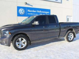 Used 2014 RAM 1500 SPORT 4X4 - LEATHER / SUNROOF for sale in Edmonton, AB