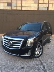 Used 2015 Cadillac Escalade Luxury - NAVIGATION - CERTIFIED for sale in Toronto, ON