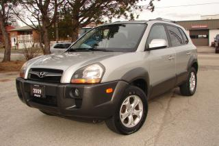 Used 2009 Hyundai Tucson GL for sale in Mississauga, ON