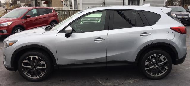 2016 Mazda CX-5 GT AWD 2016.5