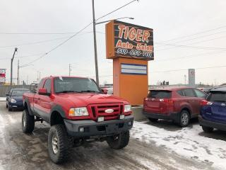 Used 2008 Ford Ranger FX4/Off-Rd**4X4**LIFTED**ONLY 170 KMS**AS IS for sale in London, ON