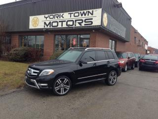 Used 2015 Mercedes-Benz GLK-Class GLK 250 BlueTEC/4 MATIC/PANO ROOF/NAV/LDA/BSM for sale in North York, ON