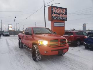 Used 2007 Dodge Ram 1500 ST*CUSTOM WHEELS**ONLY 92 KMS**4X4**5.7L HEMI** for sale in London, ON