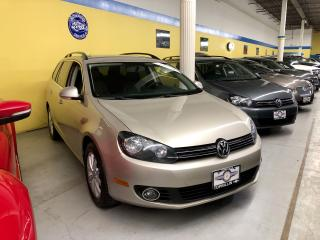 Used 2012 Volkswagen Golf Wagon COMFORTLINE TDI for sale in Vaughan, ON
