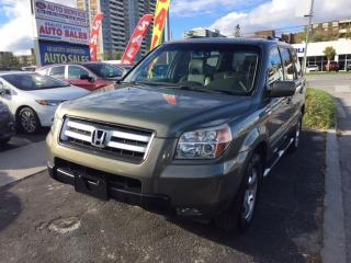 Used 2008 Honda Pilot SE-L for sale in Toronto, ON