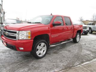 Used 2007 Chevrolet Silverado 1500 LTZ for sale in Hamilton, ON
