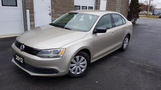 Used 2012 Volkswagen Jetta Trendline for sale in Oakville, ON