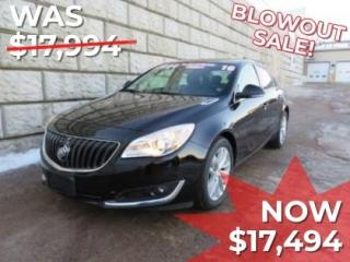 Used 2016 Buick Regal t for sale in Fredericton, NB