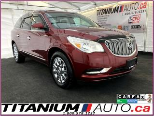 Used 2015 Buick Enclave AWD-Camera-Leather-Pano Roof-Blind Spot-Lane Keep- for sale in London, ON