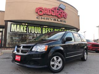 Used 2013 Dodge Grand Caravan SE PLUS PWR WINDOWS, 3RD ROW STOW AND GO for sale in Toronto, ON