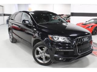 Used 2015 Audi Q7 3.0 S-LINE TDI Vorsprung Edition for sale in Vaughan, ON