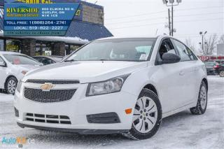 Used 2014 Chevrolet Cruze LS for sale in Guelph, ON