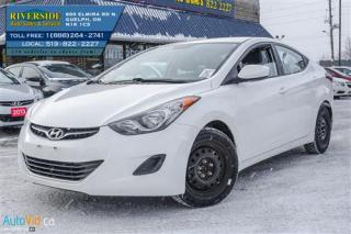 Used 2013 Hyundai Elantra Limited for sale in Guelph, ON