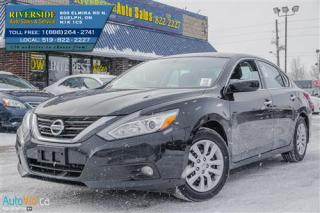 Used 2016 Nissan Altima 2.5 SL for sale in Guelph, ON