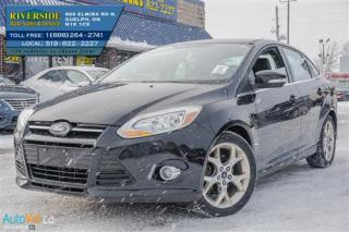 Used 2012 Ford Focus SEL for sale in Guelph, ON
