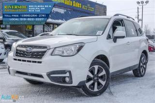 Used 2017 Subaru Forester 2.5i Limited for sale in Guelph, ON