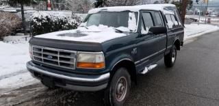 Used 1996 Ford F-250 XL SUPERCAB SHORT BE for sale in West Kelowna, BC