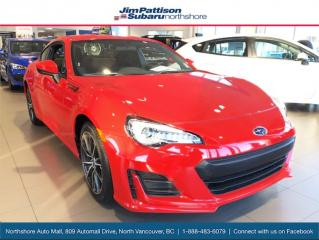 Used 2018 Subaru BRZ BLOWOUT SALE! for sale in North Vancouver, BC