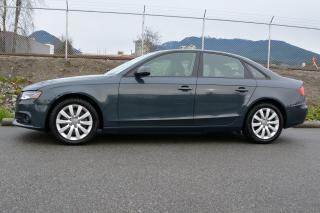 Used 2011 Audi A4 2.0T Quattro Sedan for sale in Vancouver, BC
