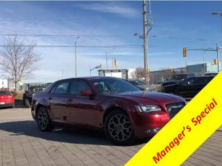Used 2018 Chrysler 300 300S**AWD**PAN Roof**Beats Audio**Apple Carplay** for sale in Mississauga, ON
