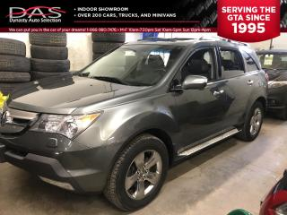Used 2007 Acura MDX ELITE PKG NAVIGATION/REAR CAMER/DVD for sale in North York, ON