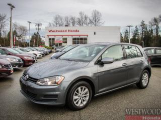 Used 2016 Volkswagen Golf 1.8 TSI Trendline for sale in Port Moody, BC