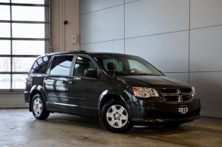 Used 2012 Dodge Grand Caravan SXT - one owner, new all season tires, clean carpr for sale in London, ON