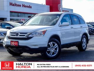 Used 2011 Honda CR-V EX|NO ACCIDENTS for sale in Burlington, ON