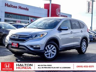 Used 2015 Honda CR-V EX 4WD|SERVICE HISTORY ON FILE for sale in Burlington, ON